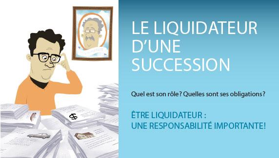 Liquidateur-succession